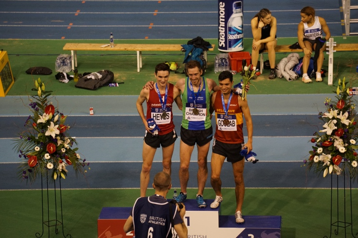 andy-3000m-2nd-podium